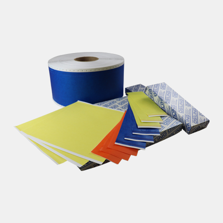 Schablonenband & -papier