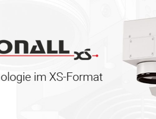 LasOnAll XS Lasersystem | XL-Technologie im XS-Format