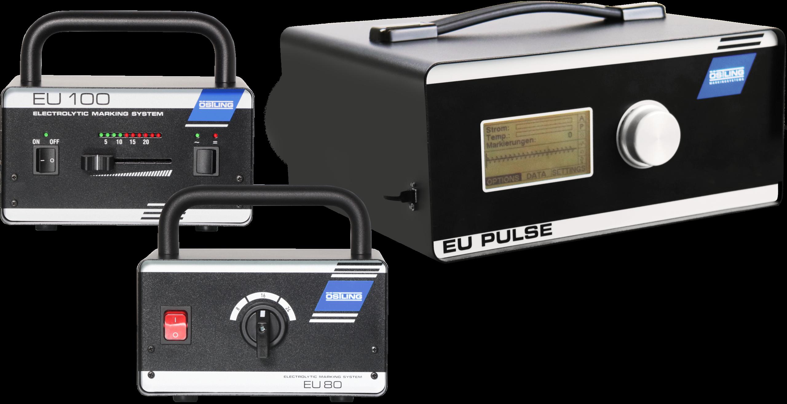 Elektrolytische Markiersysteme Östling