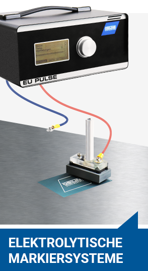 ÖSTLING Elektrolytische Markiersysteme