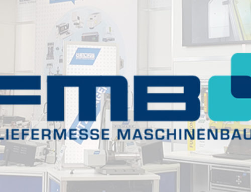 Besuchen Sie uns auf der FMB! 06.11. – 08.11.2019 in Bad Salzuflen Halle: 21 | Stand: B2